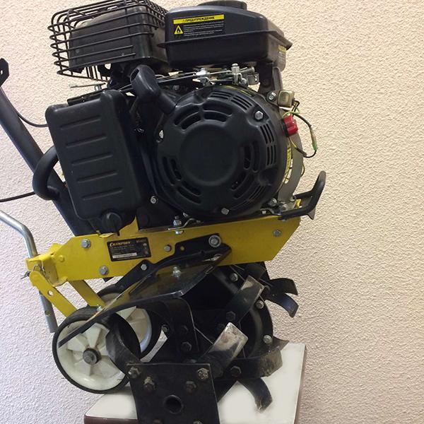 Мотокультиватор, 3,5 л.с, 87сс, 43/23 см1800 об/мин