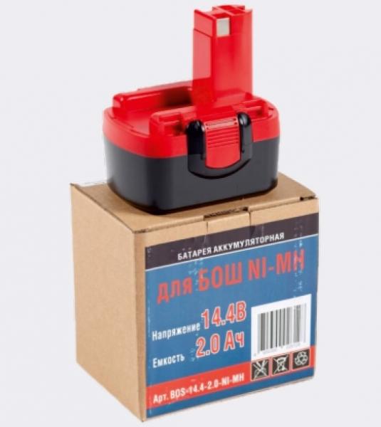 Аккумулятор, 14,4V, 2,0 AН, Bosch NI-MH