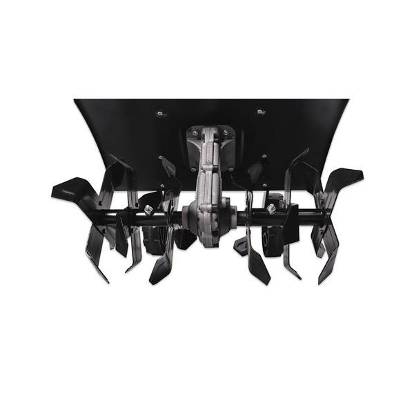 Культиватор электрический, 230 В/50 Гц, 1200 Вт, 400 об/мин, ширина 40 см, глубина 20,5 см