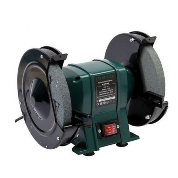 Станок точильный, 450 Вт, ф-200 мм., 2950 об/мин.