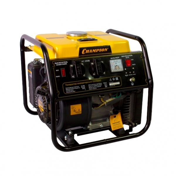 Генератор, 3,2/,3,5 кВт., 7 лс., 5,7 л.
