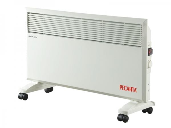 Конвектор электрический,220-230В., 50 Гц., 850/ 1700 Вт.,термозащита, IPX4