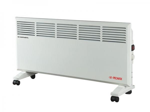 Конвектор электрический,220-230В., 50 Гц., 1250/ 2500 Вт.,термозащита, IPX4