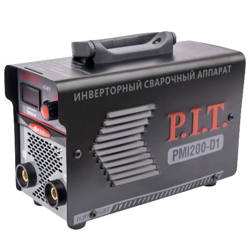 Сварочный инвертор, IGBT, 200А., ПВ-60%, 1,6-3.2мм. эл-д, гор.старт, 4,0кВт.
